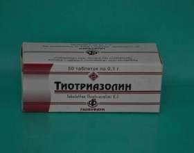 инструкция по применению тиотриазолина - фото 3