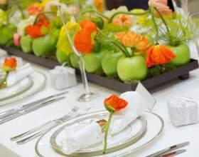 Топ-10 фруктовых идей для оформления стола фото
