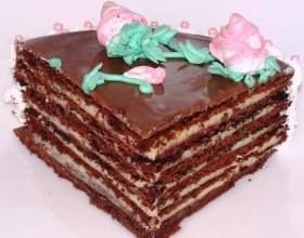 """Торт """"славный"""" фото"""