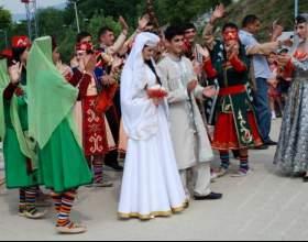 Традиции и обычаи армянской свадьбы фото