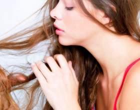 Травяные отвары от выпадения волос фото