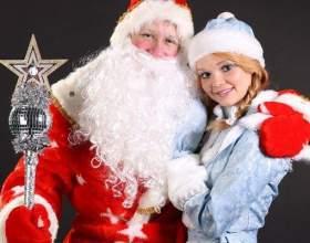 У деда мороза есть внучка снегурочка, а кто тогда его жена фото