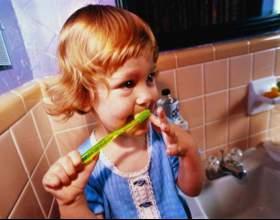 Учим ребенка гигиене фото