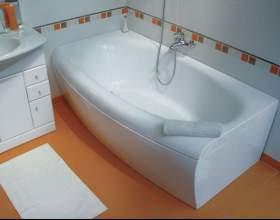 Установка акриловой ванны своими руками: польза для всей семьи фото