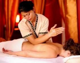 В чем особенность тайского массажа фото