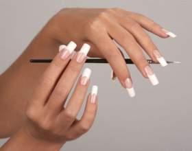 В чем секрет крепких длинных ногтей фото