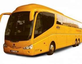 В какой части автобуса дальнего следования пассажиру безопаснее фото