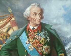 Великие русские полководцы фото