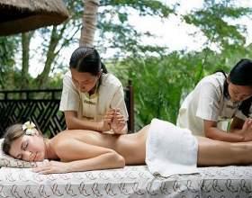Виды и техника тайского массажа фото