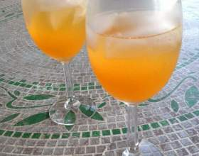 Вино из абрикосов фото