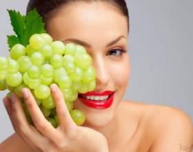 Виноградные маски для кожи вокруг глаз фото
