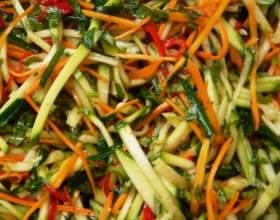 Вкусные кабачки на зиму: «анкл бенс» фото