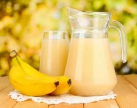 Вкусные коктейли из бананов: рецепты для барменов и не только фото