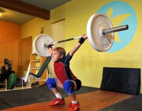 Влияют ли занятия тяжелой атлетикой на рост человека фото