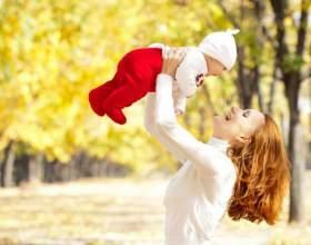 Во что одевают новорожденных осенью фото