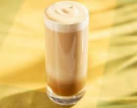 Воздушный ледяной кофе фото