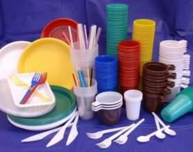Вредна ли одноразовая посуда фото
