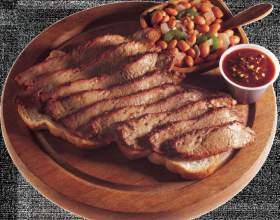 Запеченное мясо: как приготовить вкусно фото