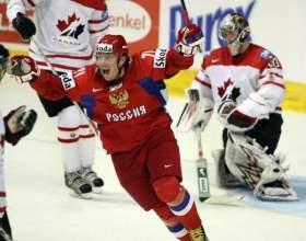 Зимние олимпийские виды спорта: хоккей фото