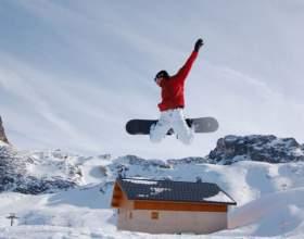 Зимние олимпийские виды спорта: сноуборд фото